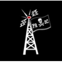 Logo de la radio FRSC Free Radio Santa Cruz