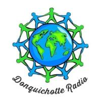 Logo of radio station Don Quichotte Radio