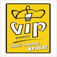 Logo of radio station VIP Radio