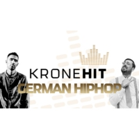 Logo of radio station KRONEHIT German Hip Hop