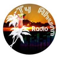 Logo of radio station TY RHUM RADIO