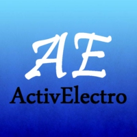 Logo of radio station ActivElectro
