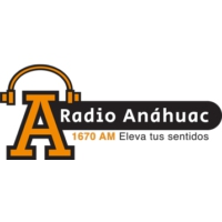 Logo de la radio Radio Anáhuac