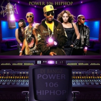 Logo of radio station Power106HipHop