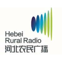 Logo of radio station Hebei Radio - 河北农民广播