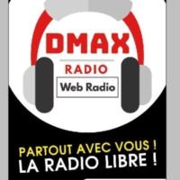 Logo de la radio DMAX RADIO