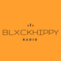 Logo of radio station BLXCKHIPPYRADIO