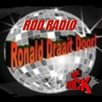 Logo of radio station RDD Radio