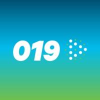 Logo of radio station 019.fm
