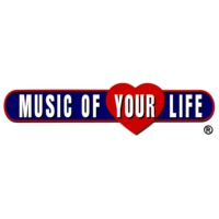Logo of radio station Music Of Your Life