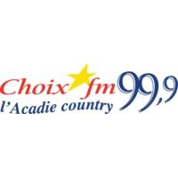 Logo of radio station Choix FM 99.9