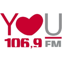 Logo of radio station You 106.9 FM