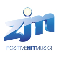 Logo of radio station ZJM