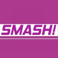 Logo of radio station Smash FM