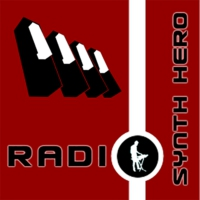 Logo of radio station Synth Hero Radio