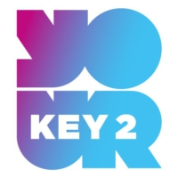 Logo of radio station Key 2