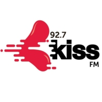 Logo of radio station Kiss 92.7