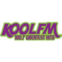 Logo de la radio 100.7 KOOL FM