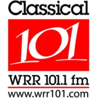 Logo of radio station WRR Classical 101