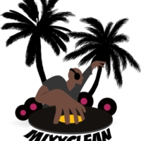 Logo of radio station MIXXCLEAN