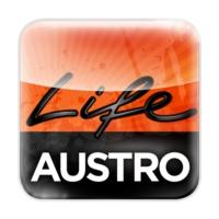 Logo of radio station Life Radio Made in Austria