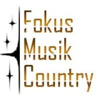 Logo de la radio Fokus Musik Country