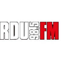 Logo of radio station RDU