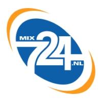 Logo of radio station Mix724