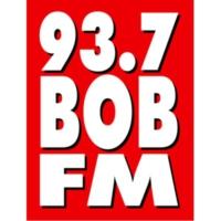Logo of radio station WNOB 93.7 BOB FM
