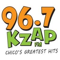 Logo of radio station KZAP Classic Hits 96.7