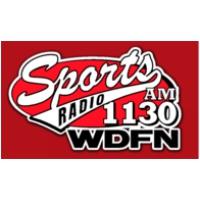 Logo of radio station WDFN 1130 AM