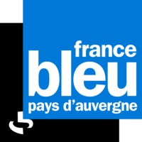 Logo of radio station France Bleu Pays d'Auvergne