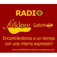 Logo of radio station XE1V Radio Folklore Cultural