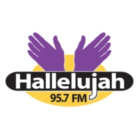 Logo of radio station WHAL-FM Hallelujah 95.7