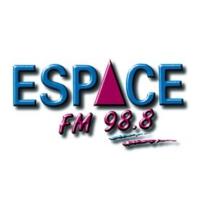 Logo of radio station Espace FM 98.8
