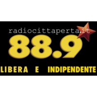 Logo of radio station radio cittaperta