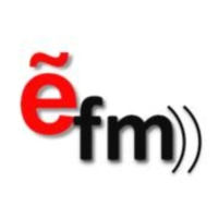 Logo of radio station Eñe FM