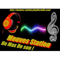 Logo of radio station Mouves-station 2