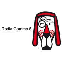 Logo of radio station Radio Gamma 5