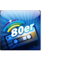 Logo of radio station Radio Regenbogen 80er