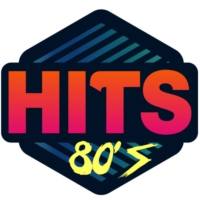 Logo of radio station 80s - HITS