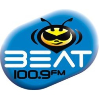 Logo of radio station Beat 100.9 FM