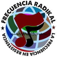 Logo of radio station Frecuencia Radikal