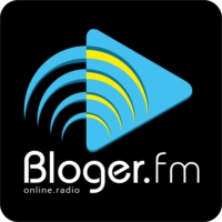 Logo of radio station Bloger.FM