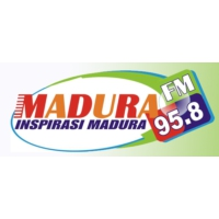 Logo of radio station Madura FM