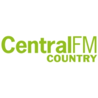 Logo of radio station CentralFM Country