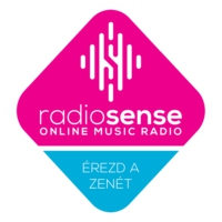 Logo of radio station Radio Sense Hungary