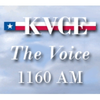Logo of radio station KVCE 1160 AM