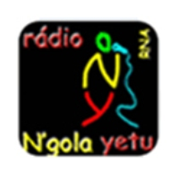 Logo of radio station Rádio N'Gola Yetu