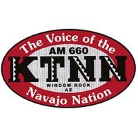 Logo of radio station KTNN AM 660